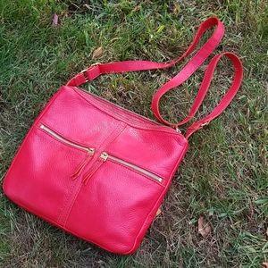 FOSSIL Erin Crossbody Leather Bag